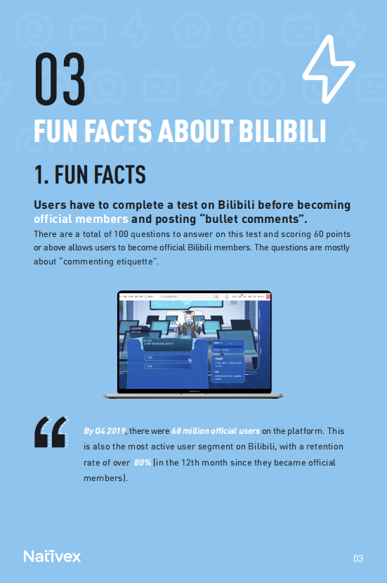 Reaching China's Video Crowd with the Power of Bilibili