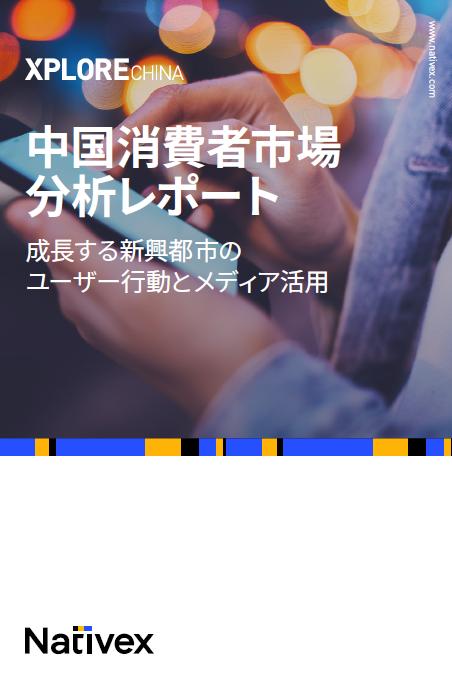 中国消費者市場分析レポート