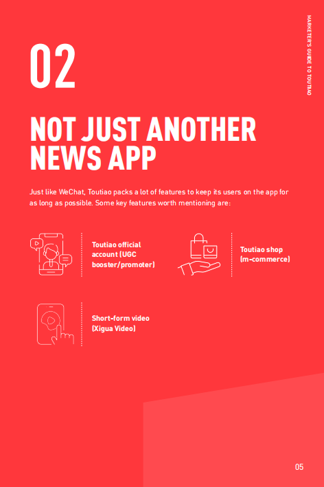 A Marketer's Guide to China's No.1 News App: Toutiao