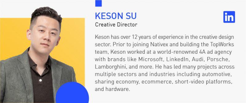 Keson Su, Nativex