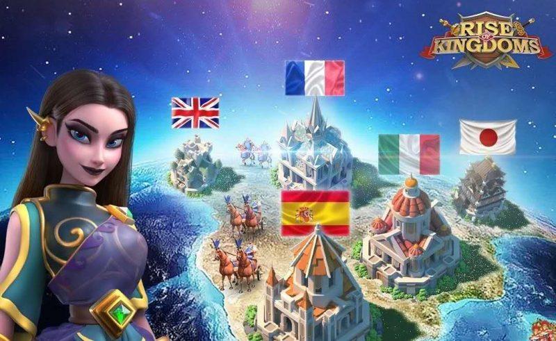 Rise Kingdoms, Nativex