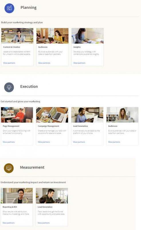 LinkedIn 上的营销和增长业务, Nativex
