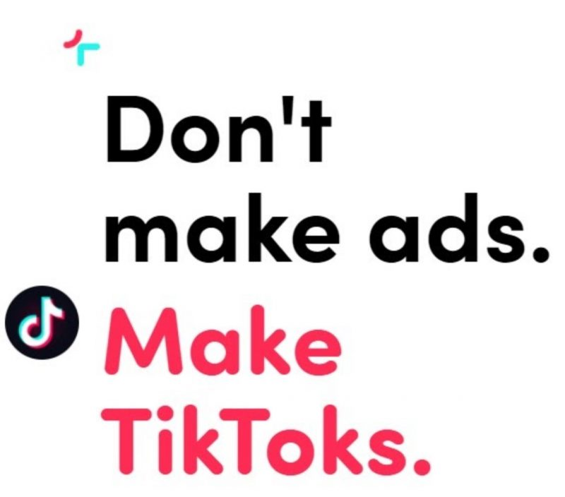 Make TikToks, Nativex