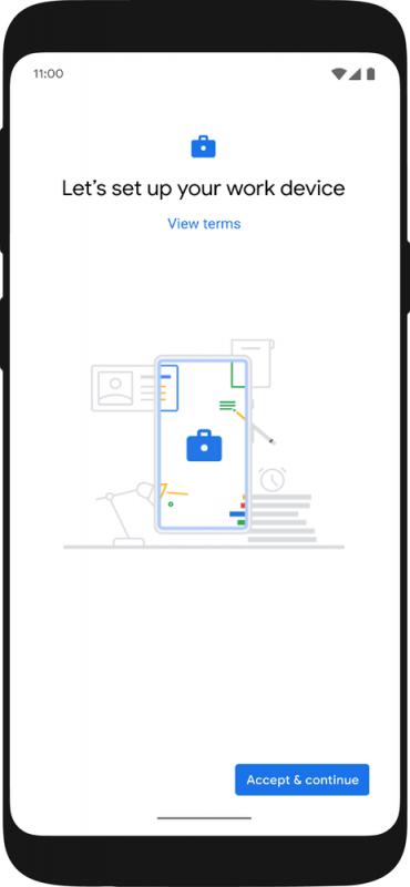 Google Android Enterprise Essentials, Nativex