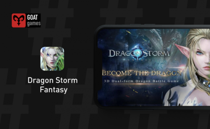 Dragon Storm Fantasy, Nativex