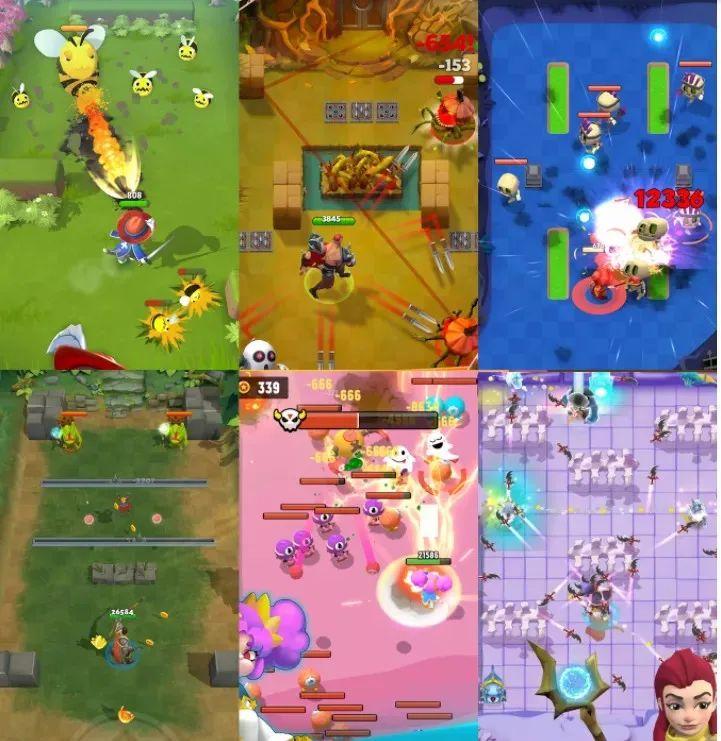 6款与弓箭传说类似的游戏,Nativex