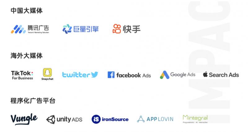 XMP连接的全球广告平台